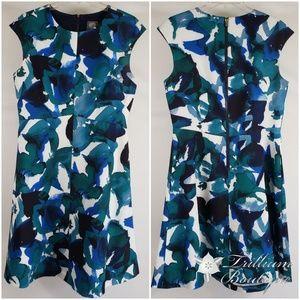 Vince Camuto Women's Shift Dress Size 8